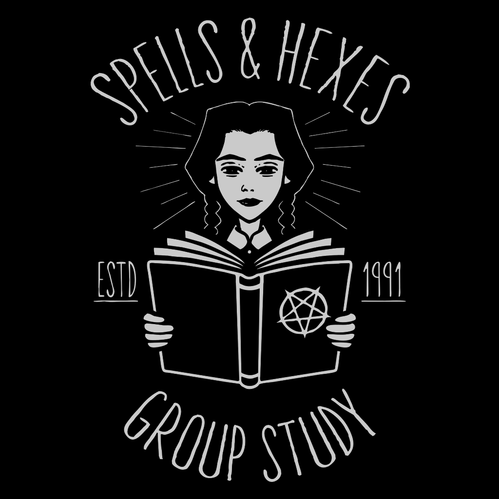 Pop-Up Tee: Spells and Hexes Group Study