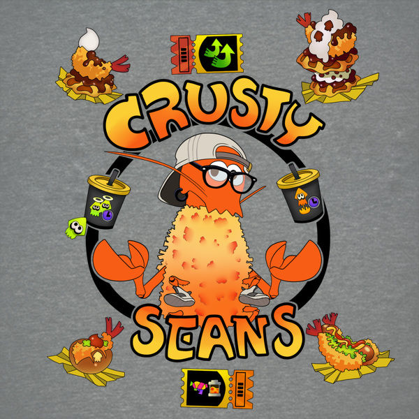 NeatoShop: Crusty seans