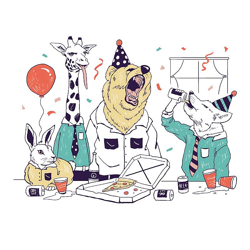 Pampling: Party Animals