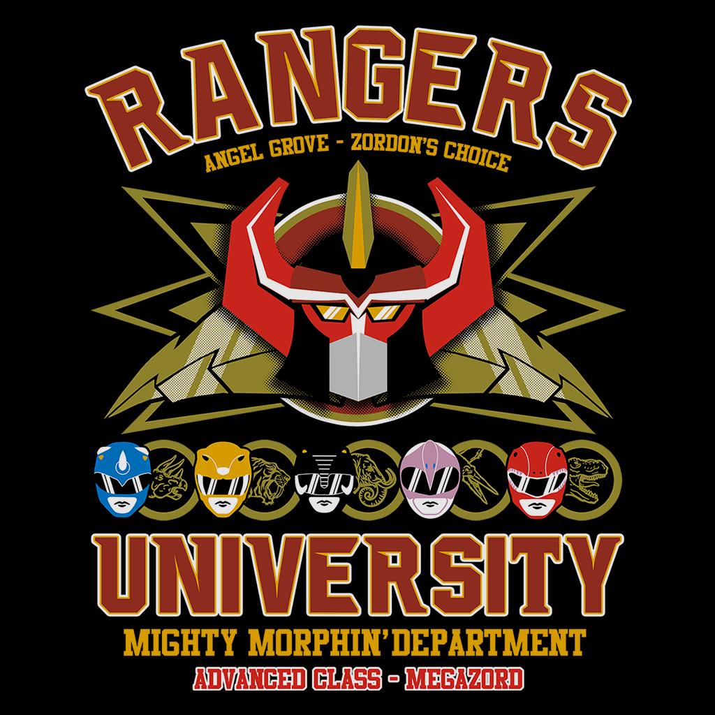 Pop-Up Tee: Rangers U Ultimate