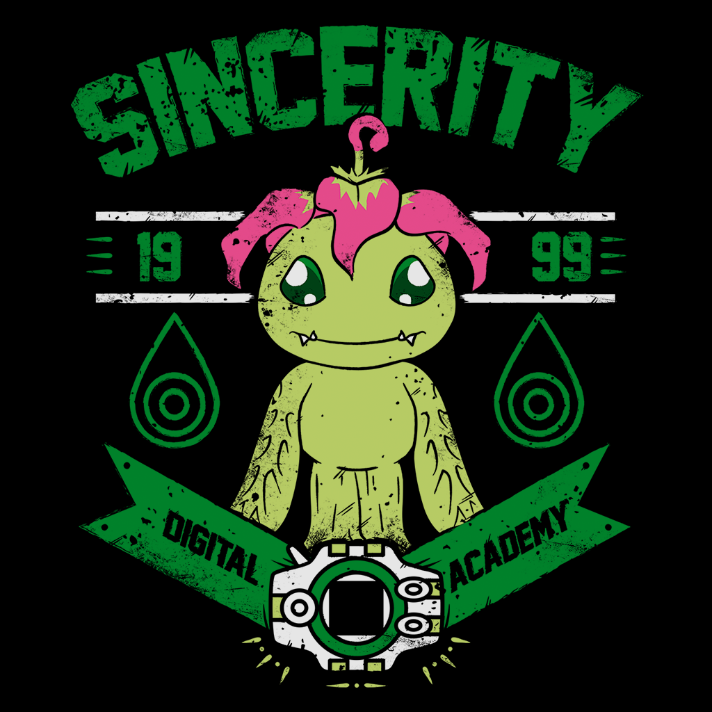 Pop-Up Tee: Sincerity Academy
