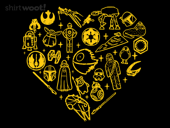 Woot!: The Force is Love