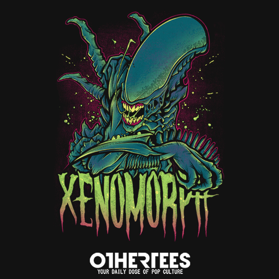 OtherTees: Beware the Xenomorph