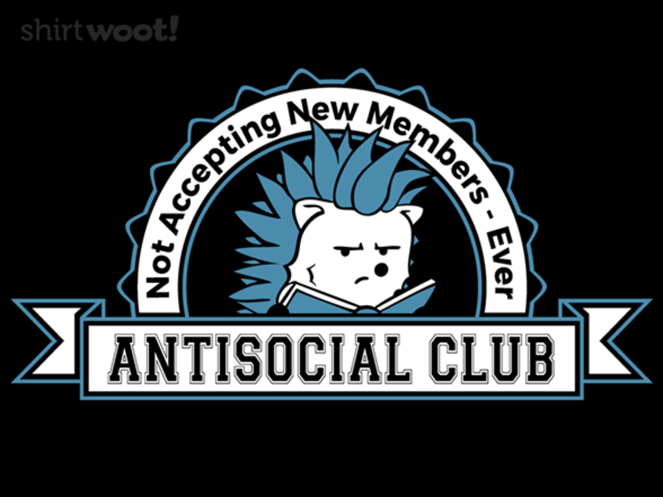 Woot!: Antisocial Club