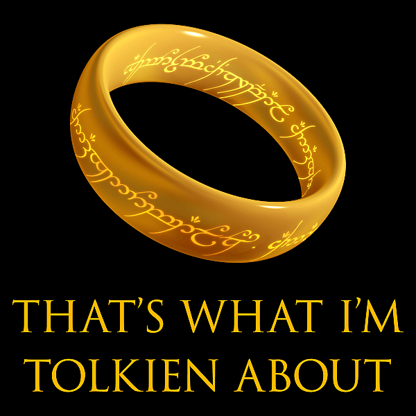 NeatoShop: That's what I'm Tolkien about