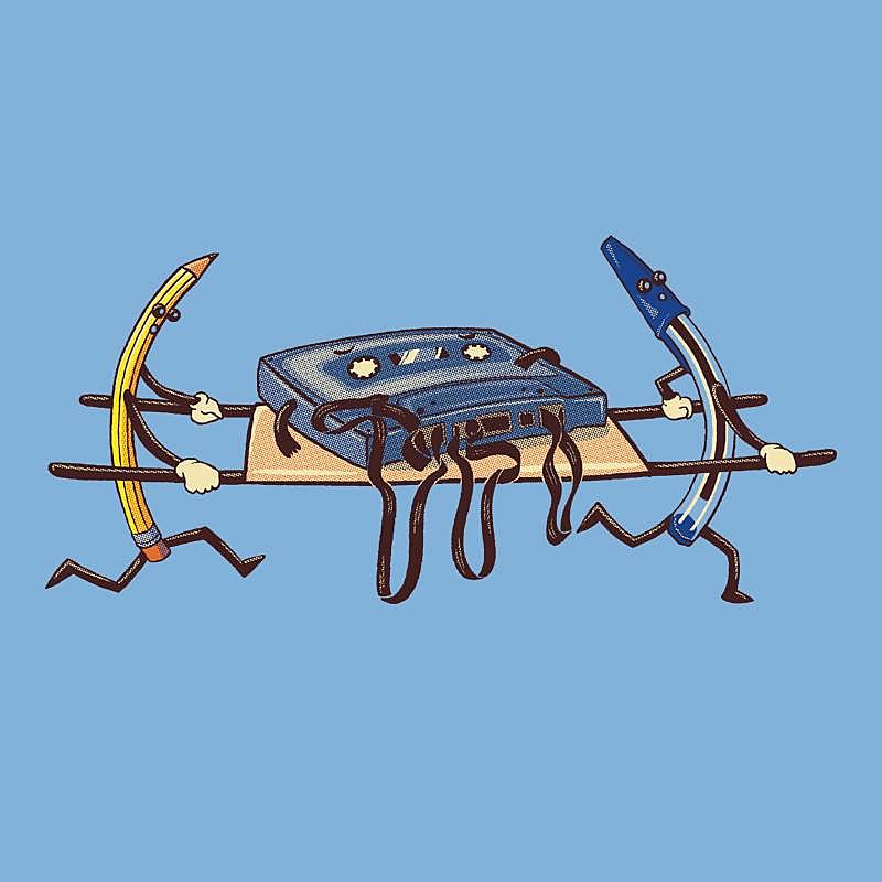 Pampling: Cassette Rescue