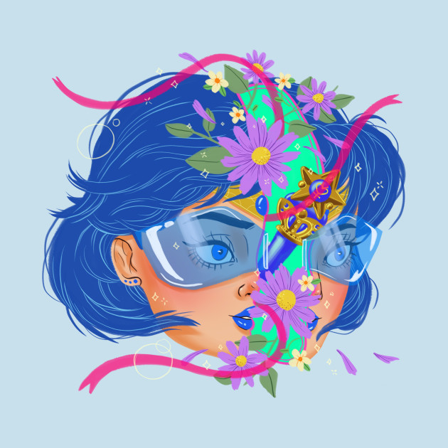 TeePublic: Sailor Mercury