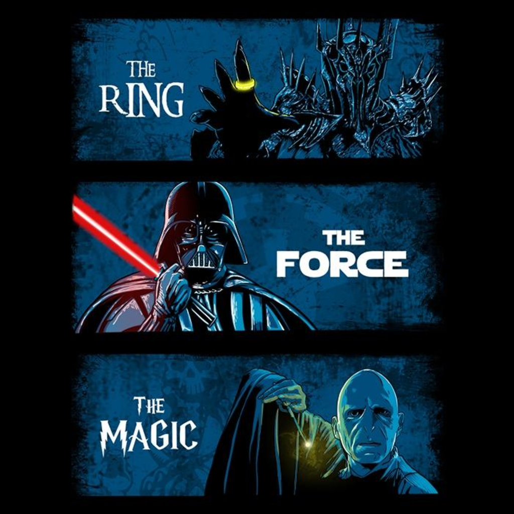 Once Upon a Tee: Dark Lords