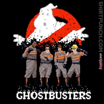 ShirtPunch: The New Ghostbusters