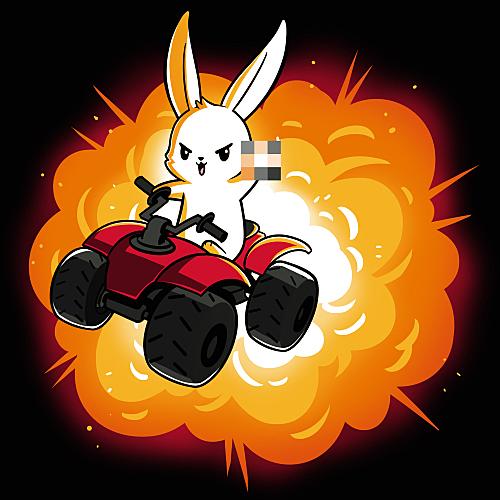 TeeTurtle: All-Terrain Bunny