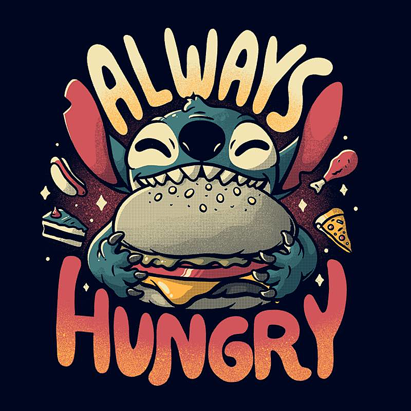 Pampling: Always Hungry