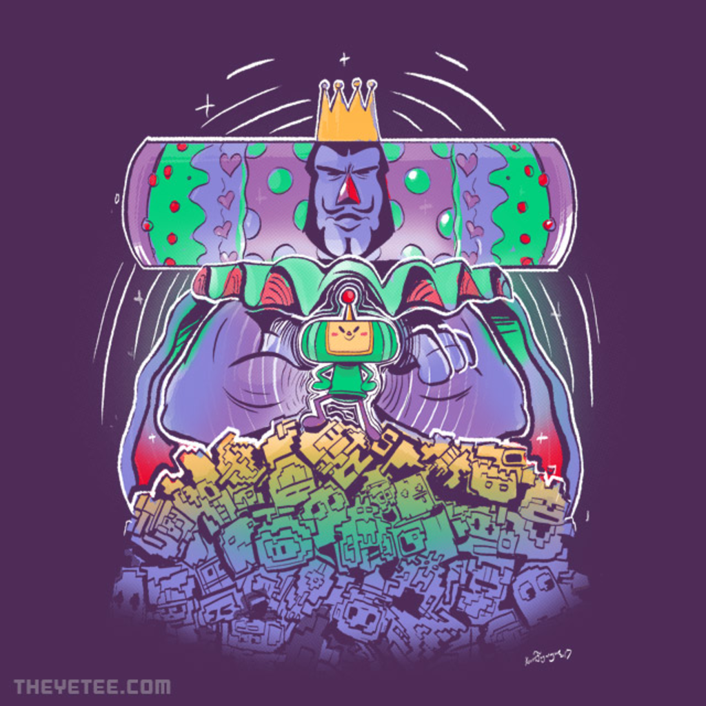 The Yetee: Rolling All Day