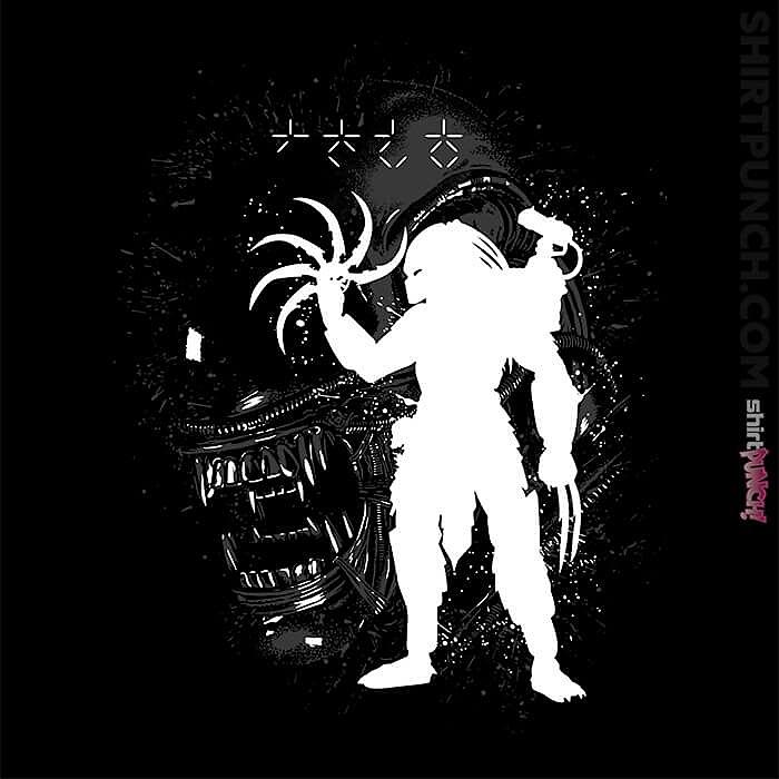 ShirtPunch: Inking Monster