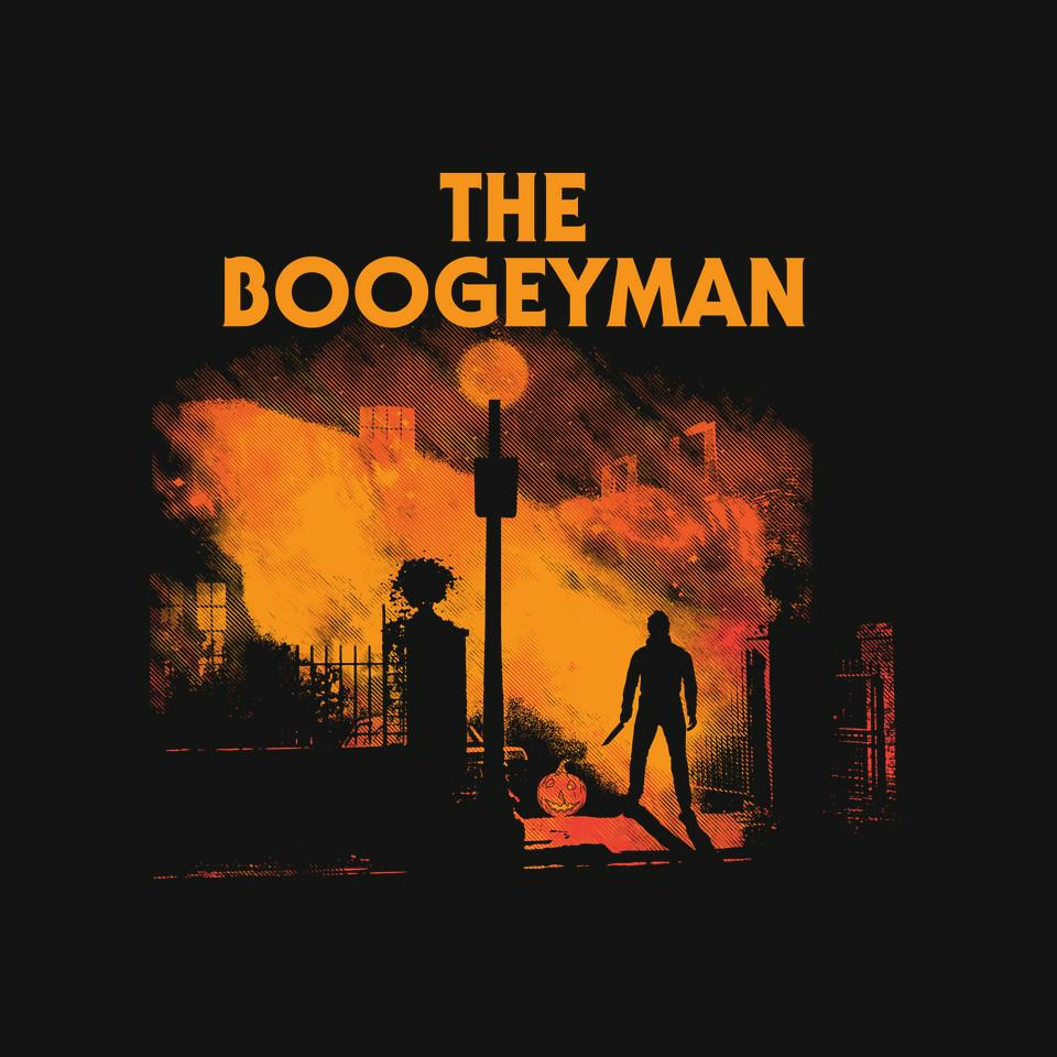 TeeFury: Classic Boogeyman