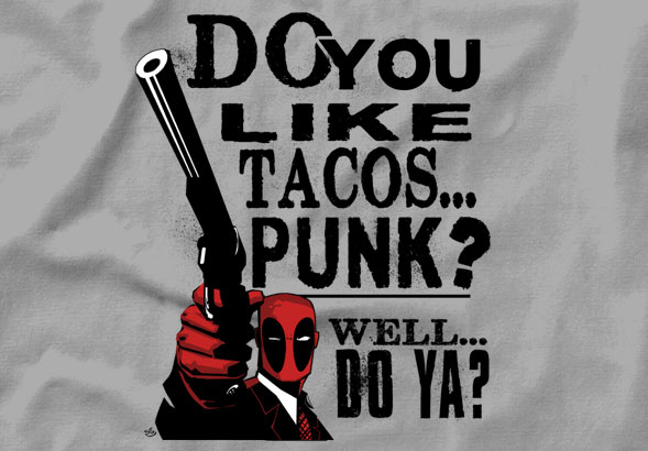 teeVillain: Taco Tuesday