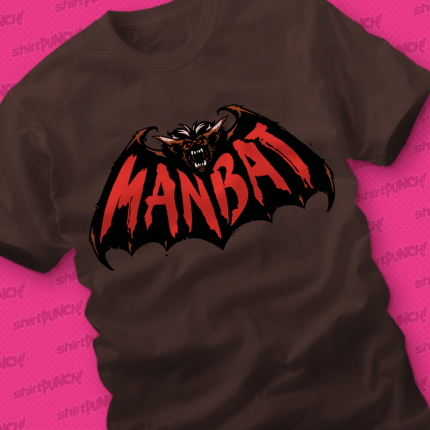 ShirtPunch: The Manbat