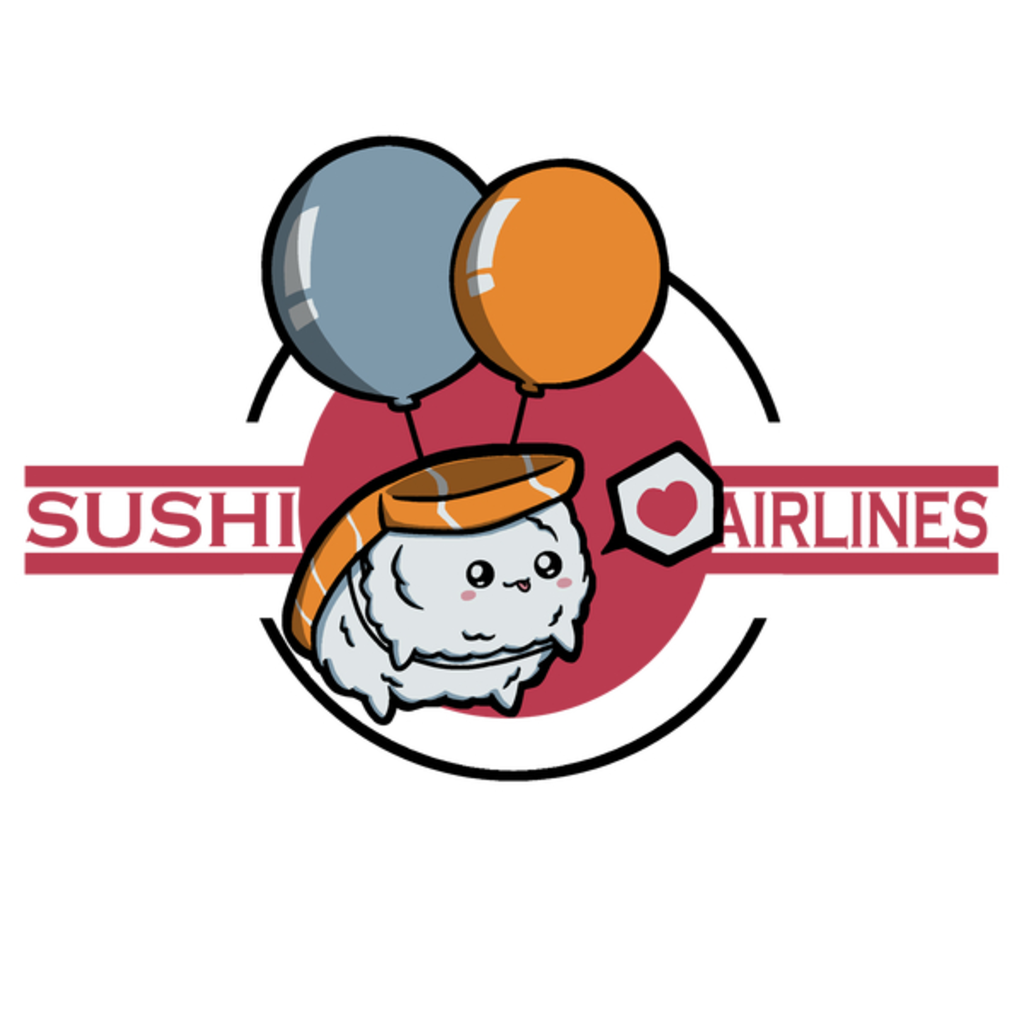 NeatoShop: Sushi Airline