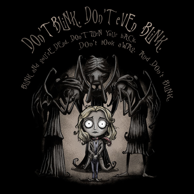 Pampling: Don't Blink