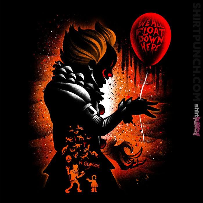 ShirtPunch: Dancing Clown