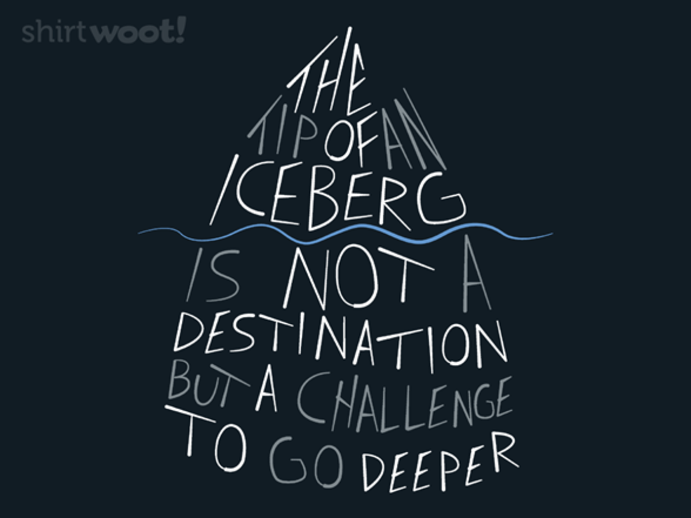 Woot!: Tip of an Iceberg