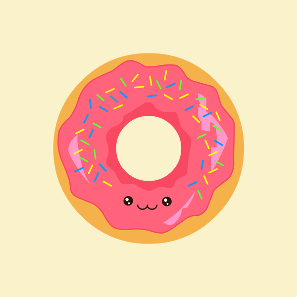 NeatoShop: Yummy Donut