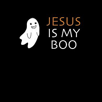 BustedTees: Jesus is my Boo