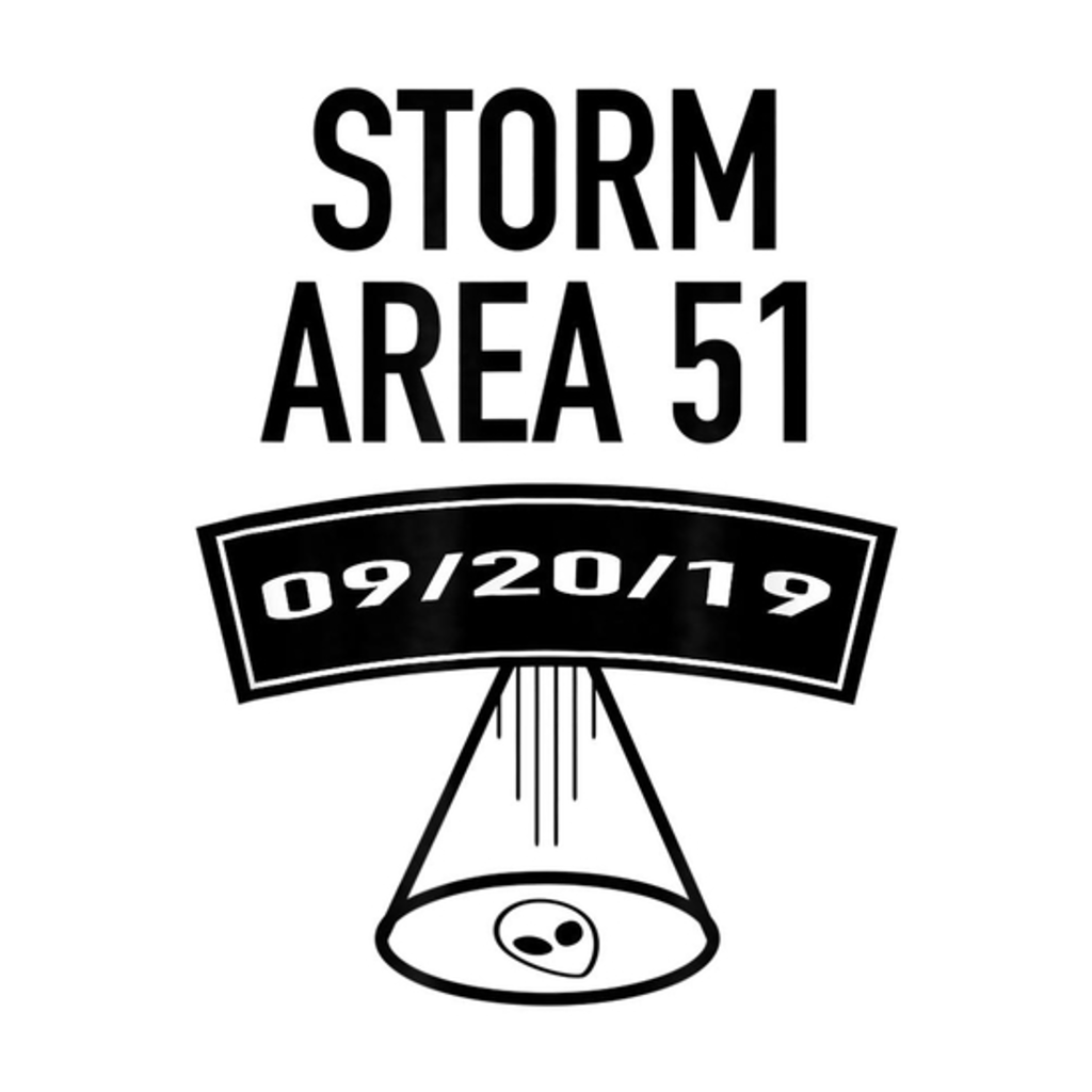 BustedTees: Storm Area 51