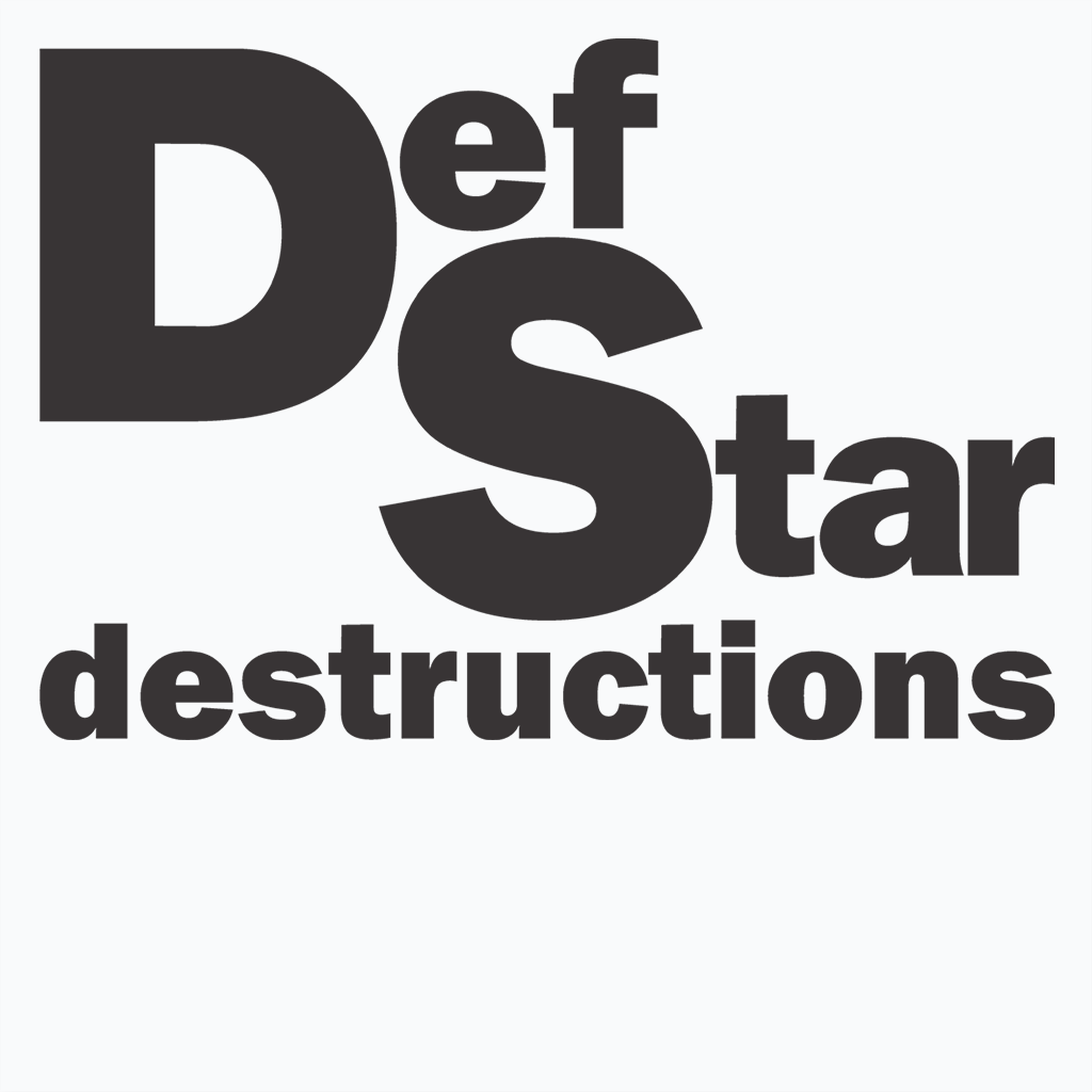 Pop-Up Tee: Def Star