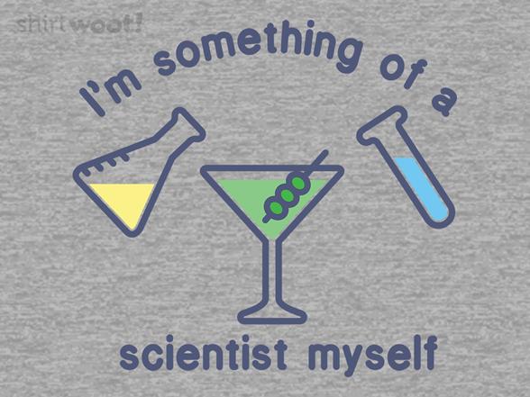 Woot!: Scientist Drinker