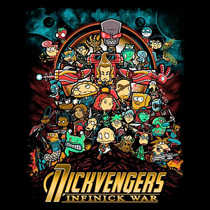 Once Upon a Tee: Infinick War