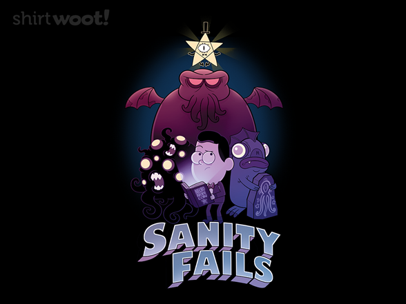 Woot!: Sanity Fails