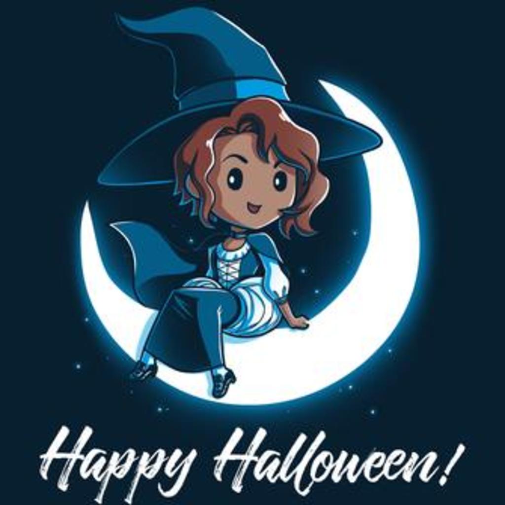 TeeTurtle: Happy Halloween!