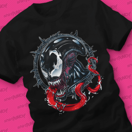 ShirtPunch: Alien Venom