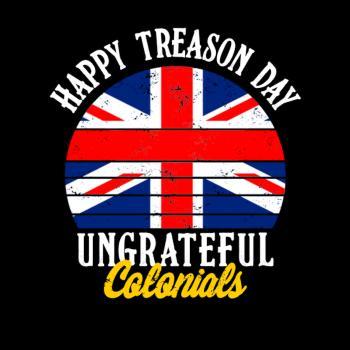 BustedTees: Happy Treason Day