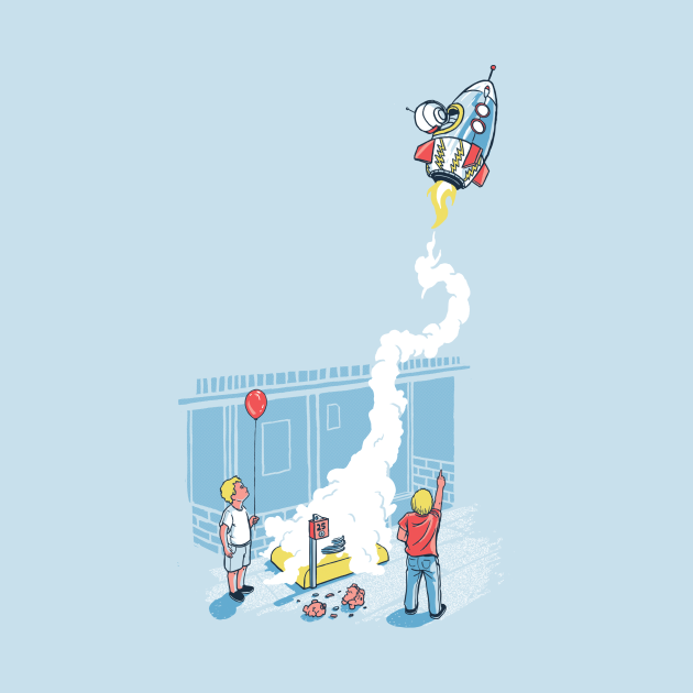 TeePublic: Accidental Astronaut