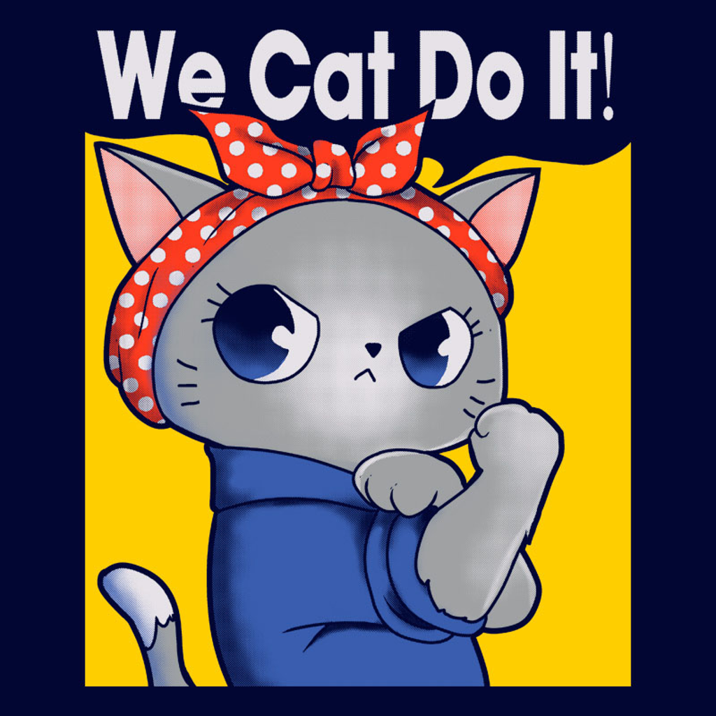 Pampling: We CAT Do It!