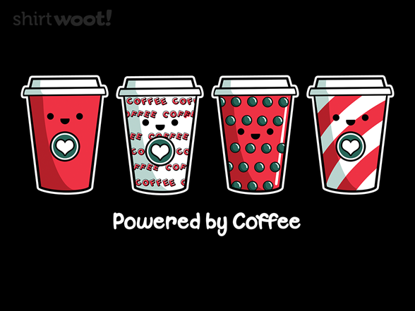 Woot!: Powered by Coffee