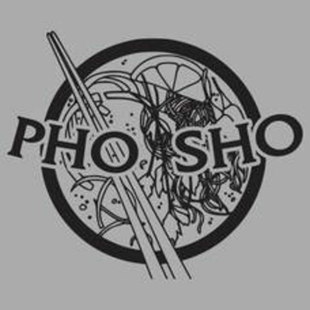 Textual Tees: Pho Sho Mens T-Shirt