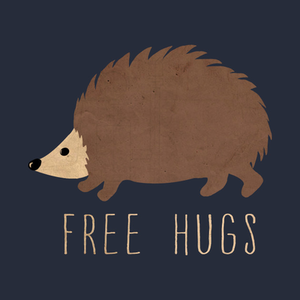 TeePublic: Free Hugs Kids