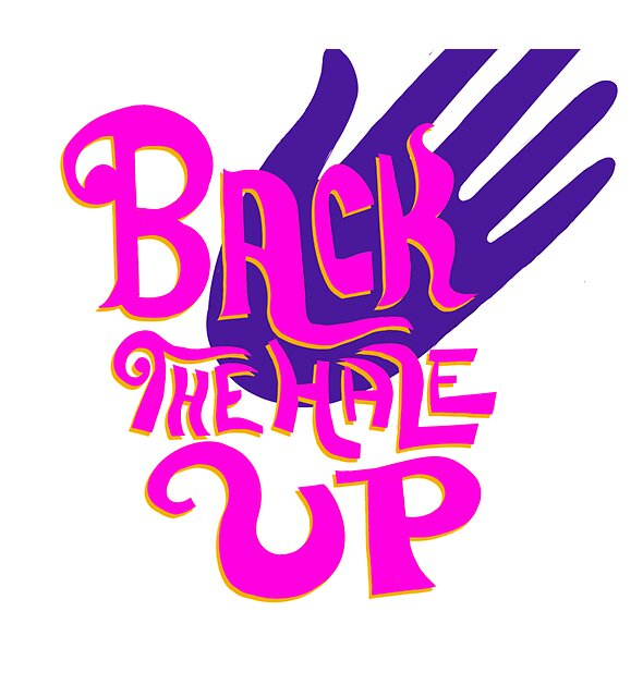 RedBubble: Back the Hale Up 2