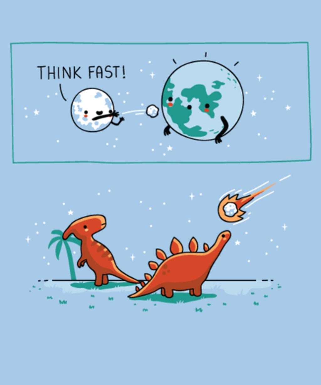 Qwertee: Think Fast
