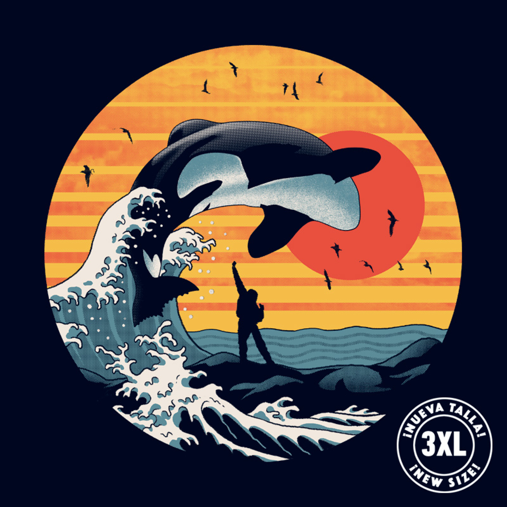 Pampling: The Great Killer Whale