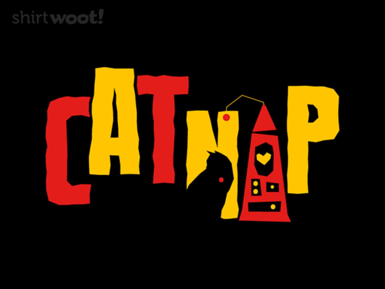 Woot!: Catnap