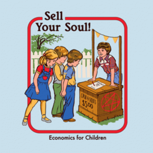 BustedTees: Sell Your Soul
