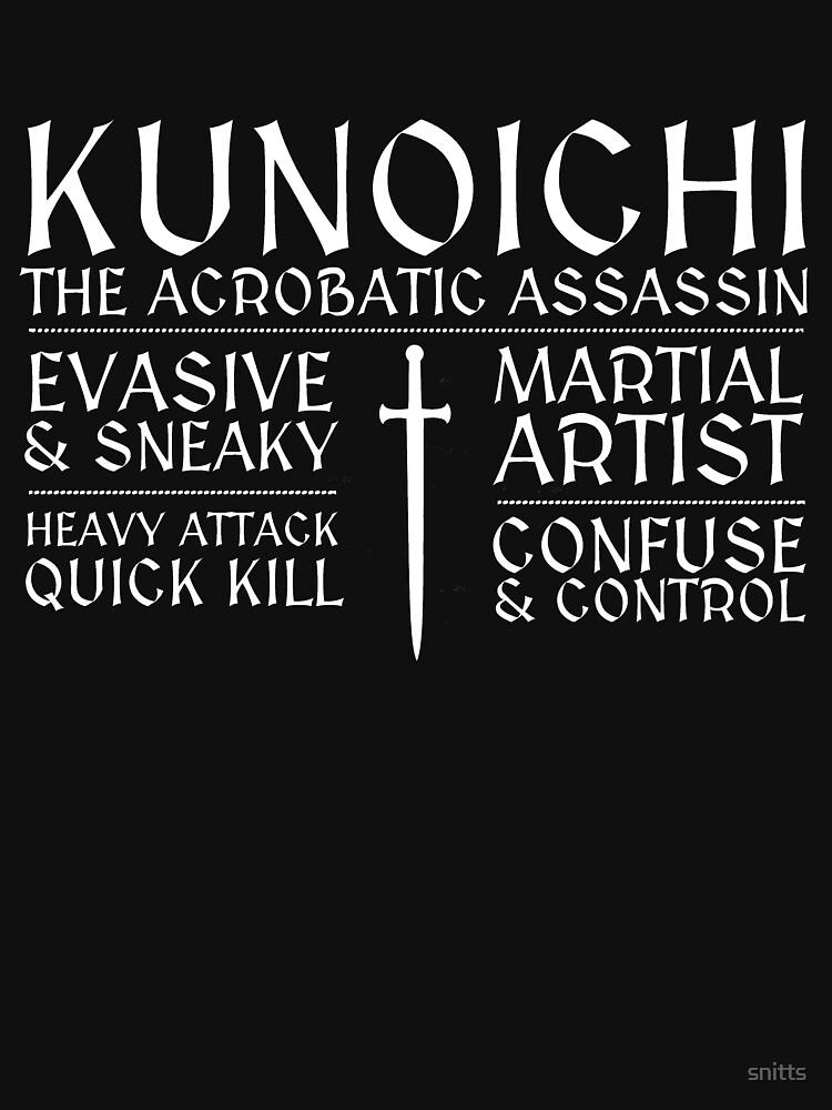 RedBubble: Kunoichi