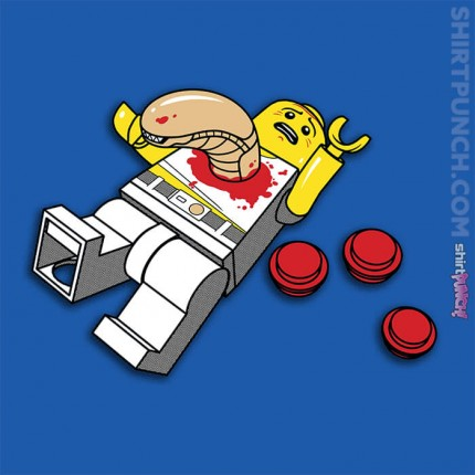 ShirtPunch: Was it something I ate