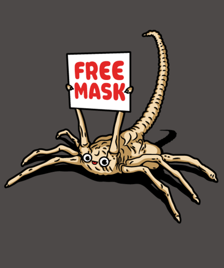 Qwertee: Free Mask