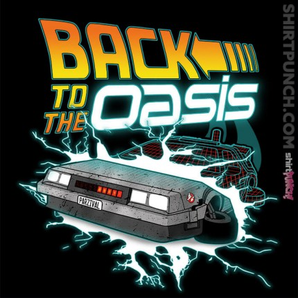 ShirtPunch: Back To The Oasis