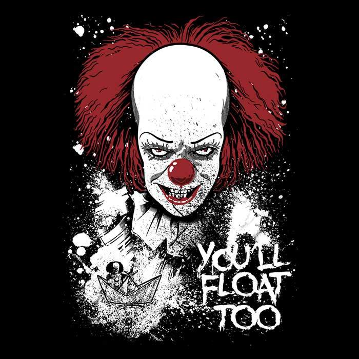 Once Upon a Tee: You'll Float Too