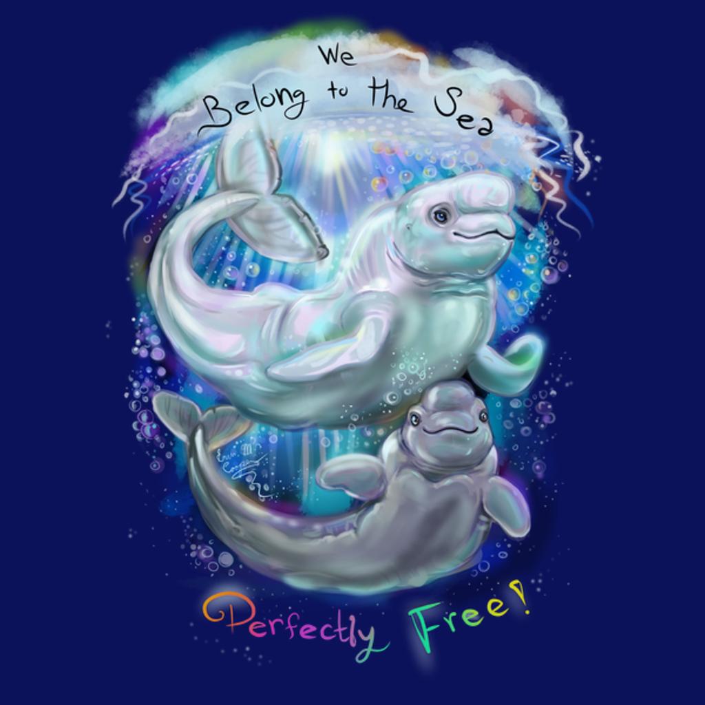 NeatoShop: Beluga Whales